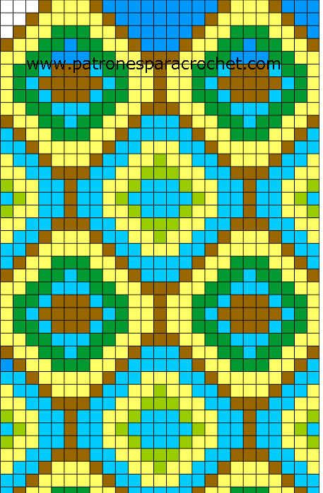 Wayuu Mochilla Bag Chart 6
