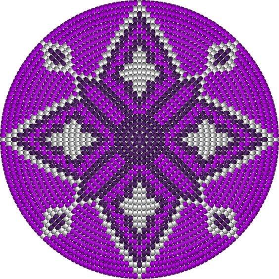 Wayuu Mochilla Bag Chart 73
