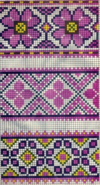 Wayuu Mochilla Bag Chart 74