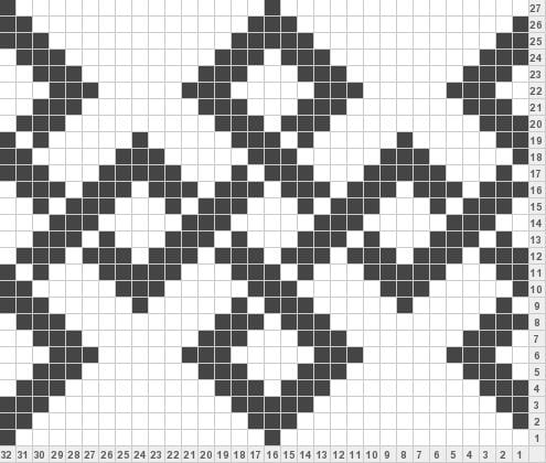 Wayuu Mochilla Bag Chart 76
