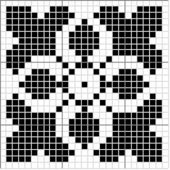 Wayuu Mochilla Bag Chart 77