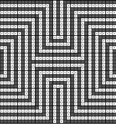Wayuu Mochilla Bag Chart 82