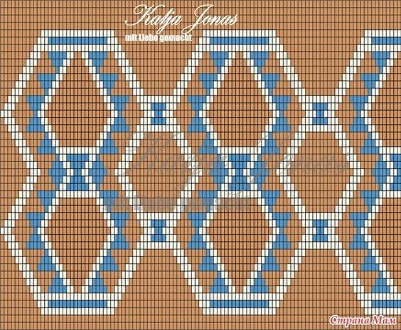Wayuu Mochilla Bag Chart 83