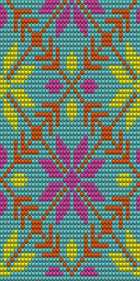 Wayuu Mochilla Bag Chart 85