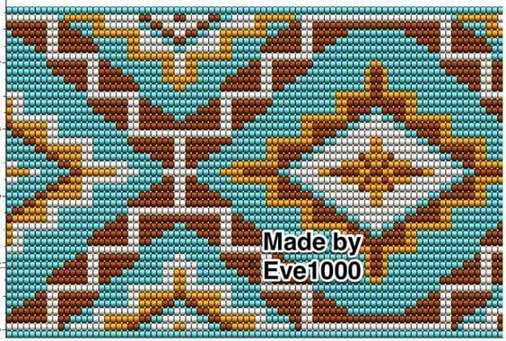 Wayuu Mochilla Bag Chart 86