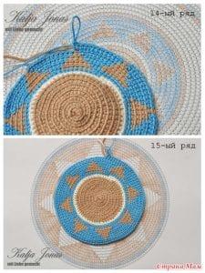 Wayuu Mochilla Bag Nasıl Yapılır? 12
