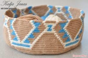Wayuu Mochilla Bag Nasıl Yapılır? 18