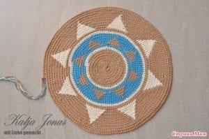 Wayuu Mochilla Bag Nasıl Yapılır? 19