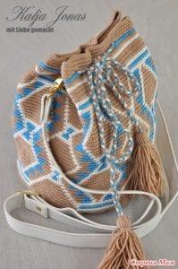 Wayuu Mochilla Bag Nasıl Yapılır? 22