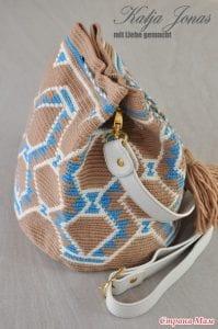 Wayuu Mochilla Bag Nasıl Yapılır? 23