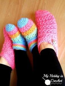 Yıldız Örgü Bebek Çorabı Nasıl Yapılır? 1