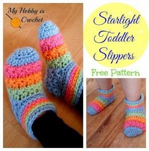 Yıldız Örgü Bebek Çorabı Nasıl Yapılır? 6
