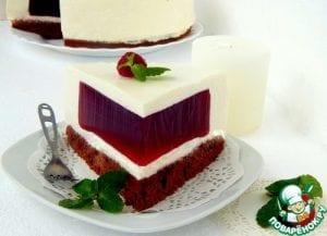 Ahududulu Pasta Yapımı 18