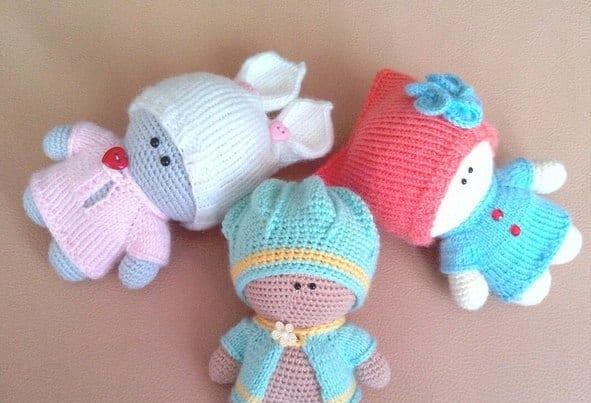 Amigurumi Bebek Gövdesi : Amigurumi minik bebek nasıl yapılır mimuu