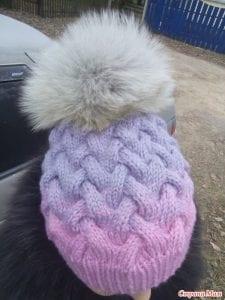 Burgu Modeli Degrade Şapka Nasıl Yapılır? 11