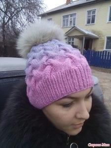 Burgu Modeli Degrade Şapka Nasıl Yapılır? 12