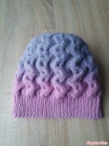 Burgu Modeli Degrade Şapka Nasıl Yapılır? 5