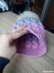 Burgu Modeli Degrade Şapka Nasıl Yapılır? 6