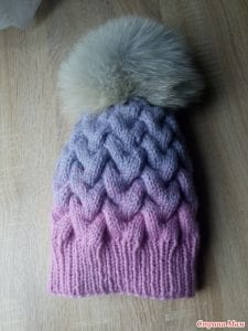 Burgu Modeli Degrade Şapka Nasıl Yapılır?