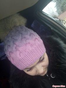 Burgu Modeli Degrade Şapka Nasıl Yapılır? 8