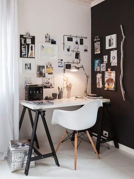 Çalışma Odası Dekorasyon Fikirleri 13