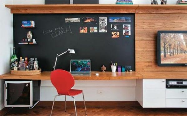 Çalışma Odası Dekorasyon Fikirleri