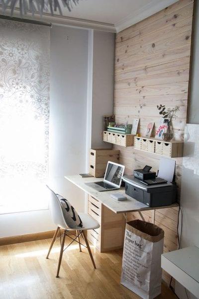 Çalışma Odası Dekorasyon Fikirleri 16