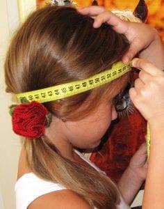 Çocuk Şapka Ölçüsü Nasıl Alınır?