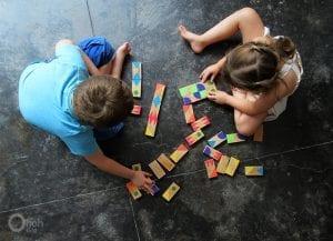 Çocuklar İçin Domino Oyunu Nasıl Yapılır? 9