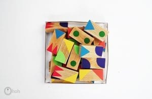 Çocuklar İçin Domino Oyunu Nasıl Yapılır? 10