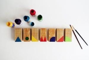 Çocuklar İçin Domino Oyunu Nasıl Yapılır? 3
