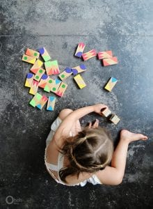 Çocuklar İçin Domino Oyunu Nasıl Yapılır? 7