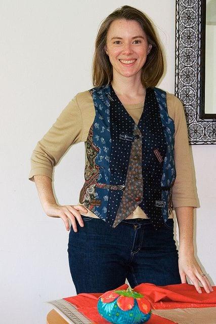 Eski Kravatlardan Yeni Tasarımlar 18