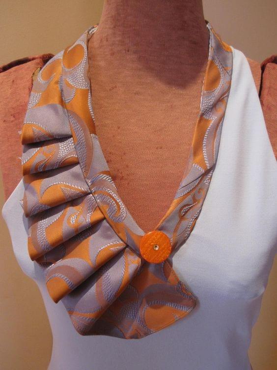Eski Kravatlardan Yeni Tasarımlar 1