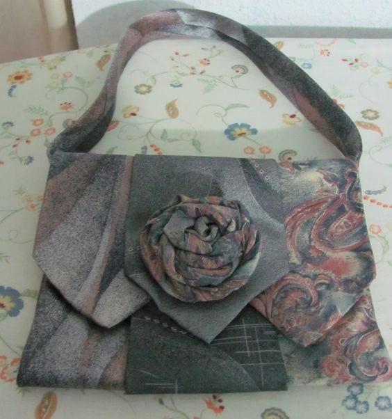 Eski Kravatlardan Yeni Tasarımlar 26