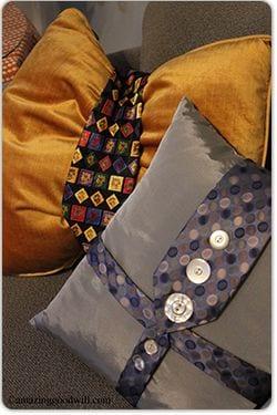 Eski Kravatlardan Yeni Tasarımlar 27