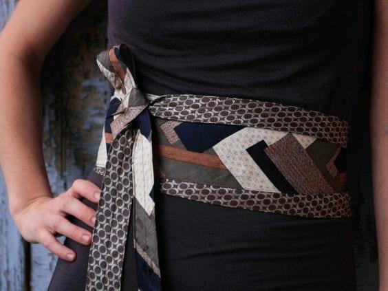 Eski Kravatlardan Yeni Tasarımlar 2