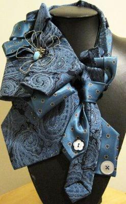 Eski Kravatlardan Yeni Tasarımlar 30