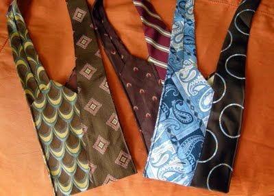 Eski Kravatlardan Yeni Tasarımlar 31