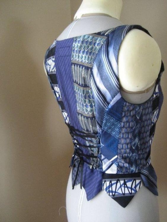Eski Kravatlardan Yeni Tasarımlar 35