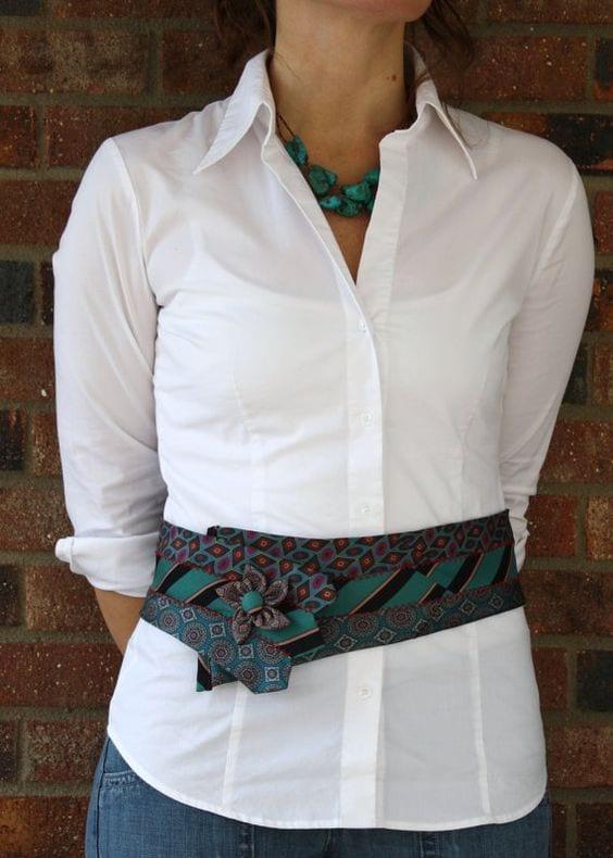 Eski Kravatlardan Yeni Tasarımlar 42