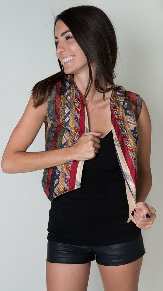 Eski Kravatlardan Yeni Tasarımlar 4