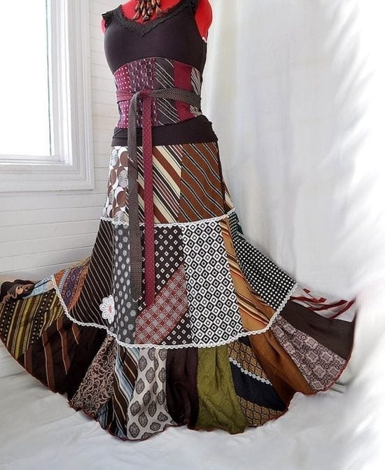 Eski Kravatlardan Yeni Tasarımlar 49