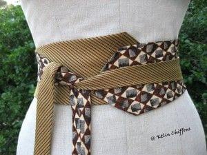 Eski Kravatlardan Yeni Tasarımlar 59
