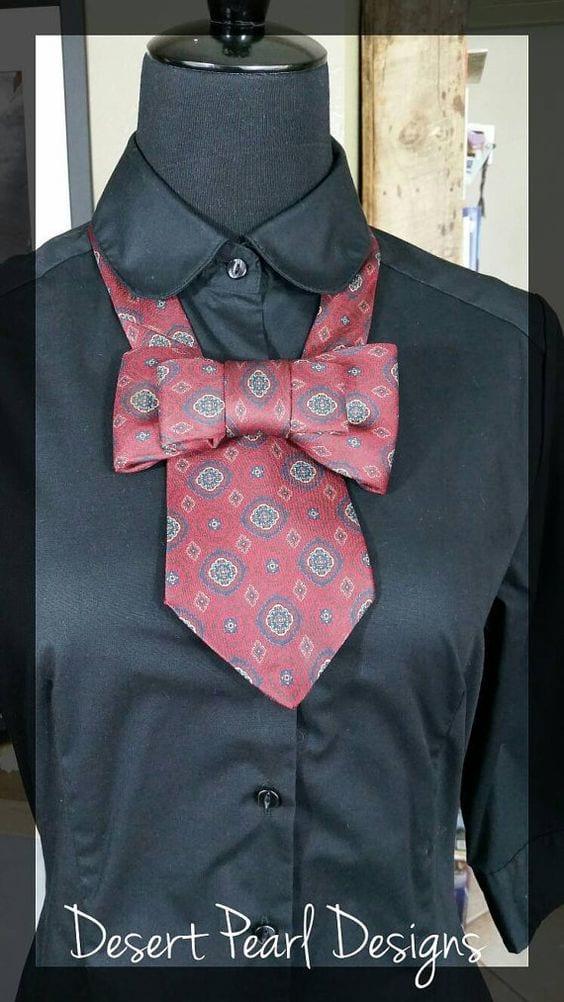 Eski Kravatlardan Yeni Tasarımlar 63
