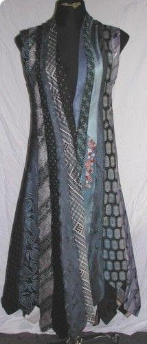 Eski Kravatlardan Yeni Tasarımlar 69