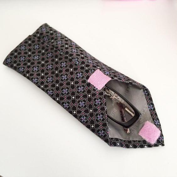 Eski Kravatlardan Yeni Tasarımlar 70
