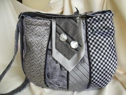 Eski Kravatlardan Yeni Tasarımlar 72