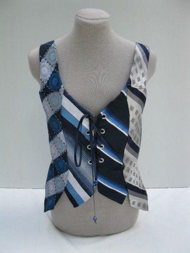 Eski Kravatlardan Yeni Tasarımlar 73