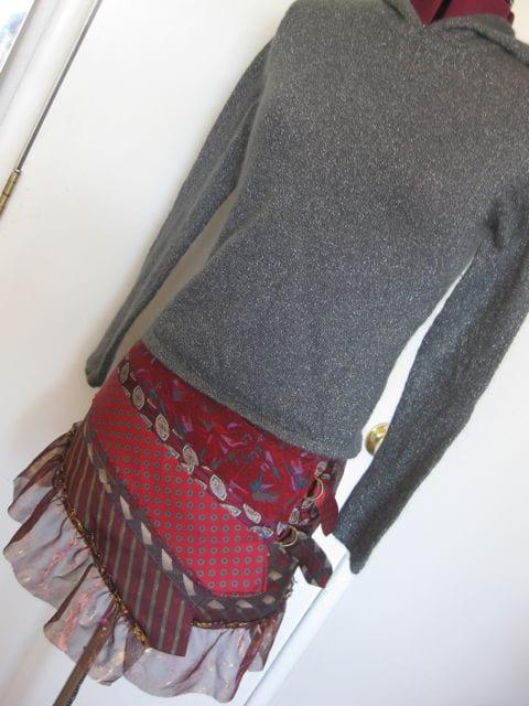Eski Kravatlardan Yeni Tasarımlar 74